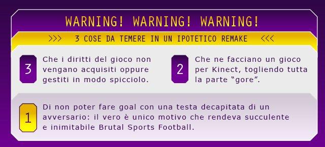 Retro Sequel: Brutal Sports Football - Immagine 4