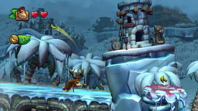 Donkey Kong Country: Tropical Freeze - Immagine 8