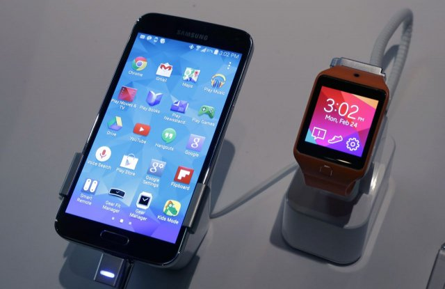 Samsung Galaxy S5 - Immagine 2