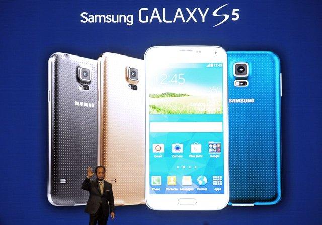 Samsung Galaxy S5 - Immagine 4