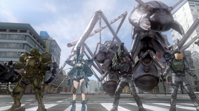Earth Defense Force 2025 - Immagine 1