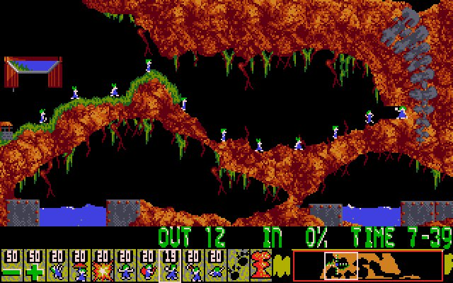 Retro Sequel: Lemmings - Immagine 1