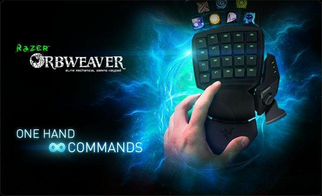 Razer Orbweaver - Immagine 4