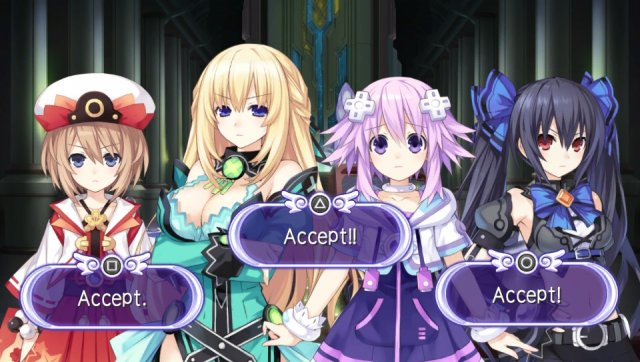 Hyperdimension Neptunia: Producing Perfection - Immagine 1