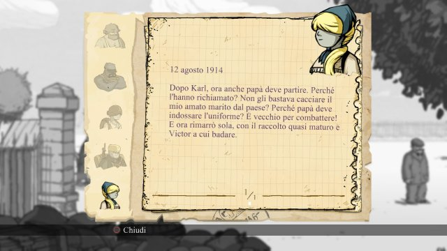 Valiant Hearts: The Great War - Immagine 1