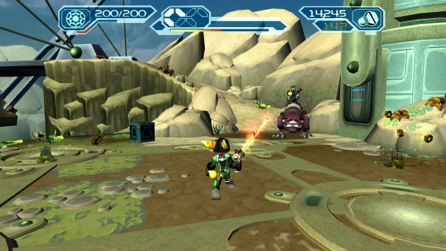 Ratchet & Clank Trilogy - Immagine 3