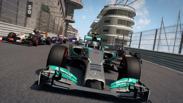 F1 2014 - Immagine 1
