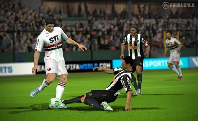 EA Sports FIFA World - Immagine 1