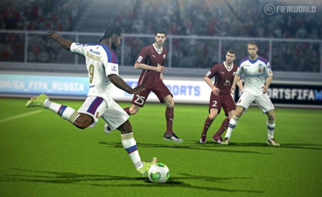 EA Sports FIFA World - Immagine 2