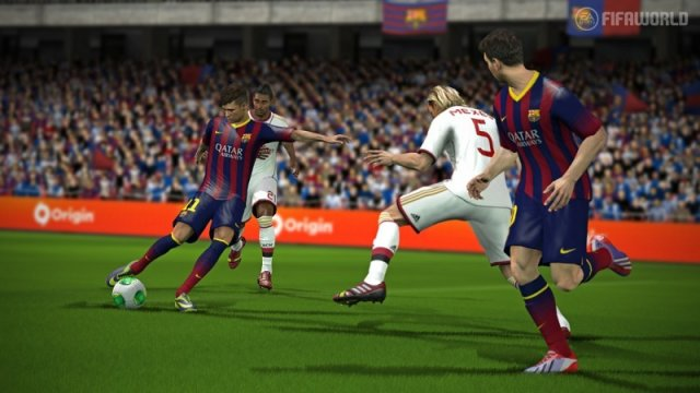 EA Sports FIFA World - Immagine 3