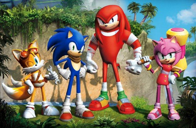 Sonic Boom: l'Ascesa di Lyric - Immagine 9
