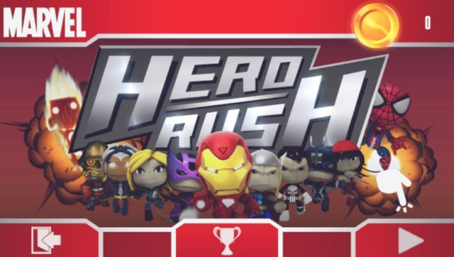 LittleBigPlanet PS Vita Marvel Super Hero Edition - Immagine 3