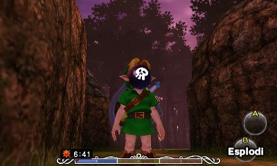 The Legend of Zelda: Majora's Mask 3D - Immagine 1