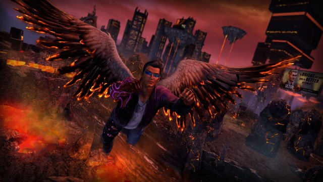 Saints Row IV: Re-Elected - Immagine 2