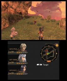 Xenoblade Chronicles 3D - Immagine 4