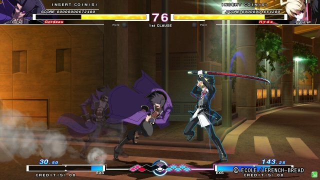 Under Night In-Birth EXE: Late - Immagine 4