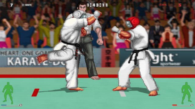 Karate Master 2: Knock Down Blow - Immagine 1