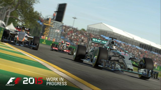 F1 2015 - Immagine 1