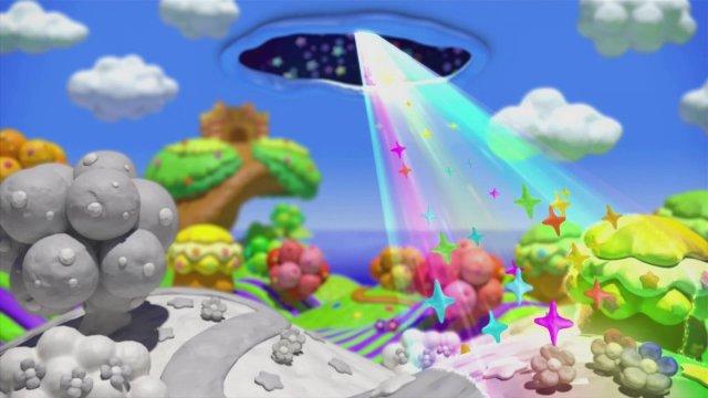Kirby e il Pennello Arcobaleno - Immagine 1
