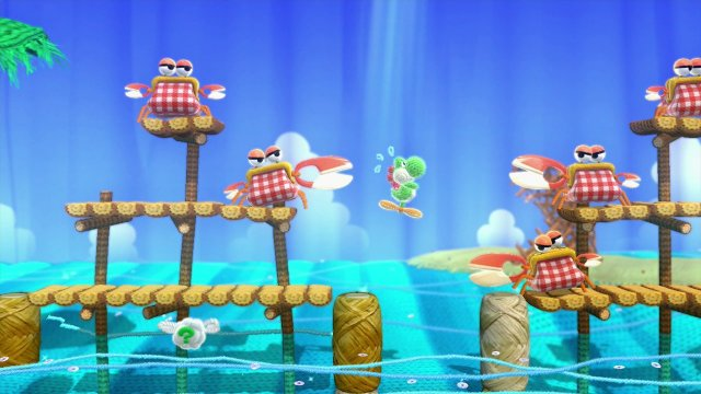 Yoshi's Woolly World - Immagine 2