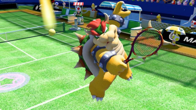 Mario Tennis: Ultra Smash - Immagine 2