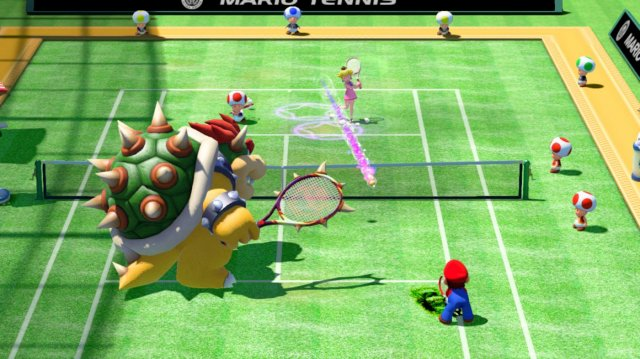 Mario Tennis: Ultra Smash - Immagine 4