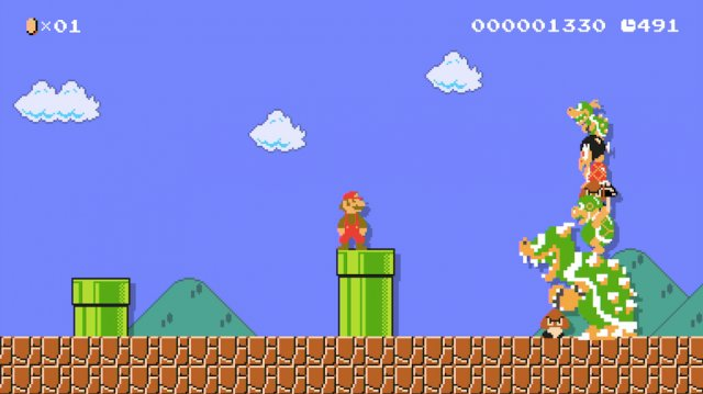 Super Mario Maker - Immagine 1