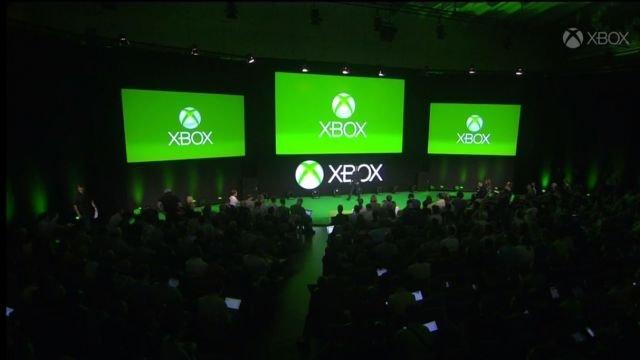 GamesCom 2015: Conferenza Microsoft - Immagine 1