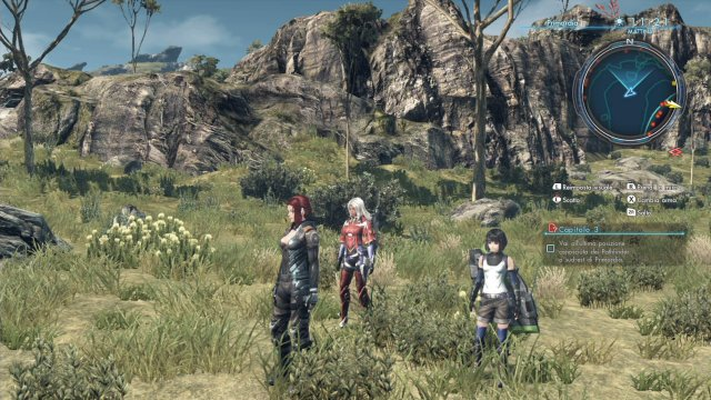 Xenoblade Chronicles X - Immagine 1