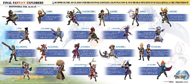 Final Fantasy Explorers - Immagine 2