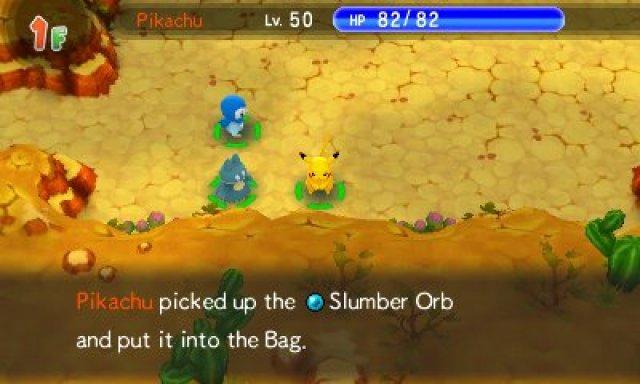 Pokémon Super Mystery Dungeon - Immagine 2