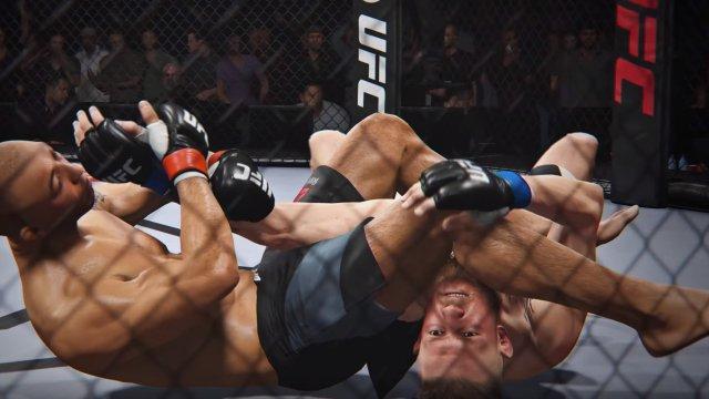 EA Sports UFC 2 - Immagine 6