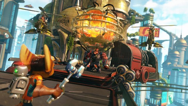 Ratchet & Clank (PS4) - Immagine 5