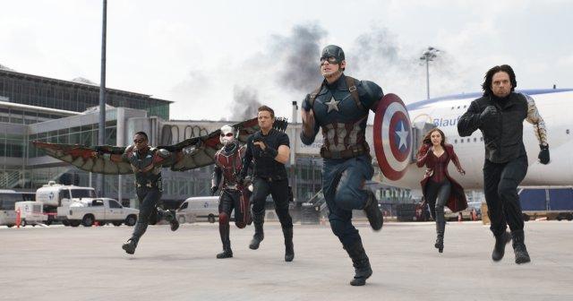 Captain America: Civil War - Immagine 5