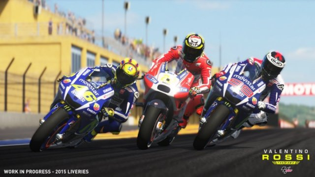 Valentino Rossi: The Game - Immagine 1