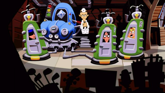 Day of the Tentacle Remastered - Immagine 1