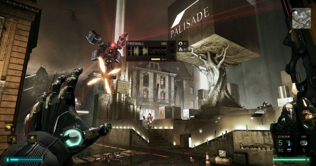 Deus Ex: Mankind Divided - Immagine 2