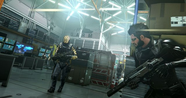 Deus Ex: Mankind Divided - Immagine 3