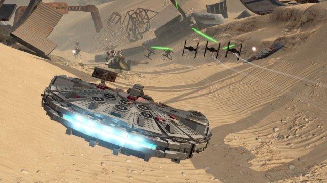 LEGO Star Wars: Il risveglio della Forza - Immagine 1