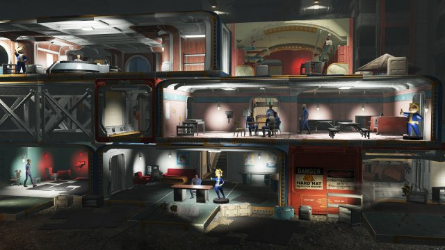 Fallout 4: Vault-Tec Workshop - Immagine 1