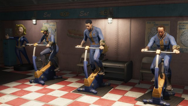 Fallout 4: Vault-Tec Workshop - Immagine 3