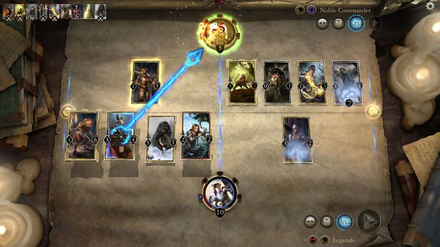 The Elder Scrolls Legends - Immagine 1