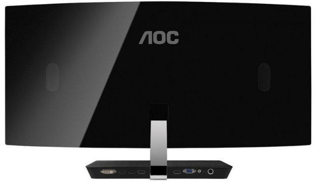 Monitor AOC C3583FQ - Immagine 1