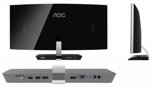 Monitor AOC C3583FQ - Immagine 3