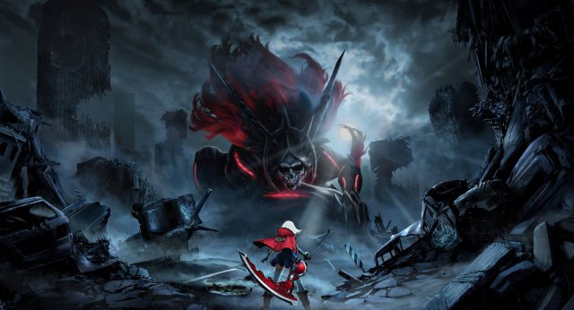 God Eater 2: Rage Burst - Immagine 1