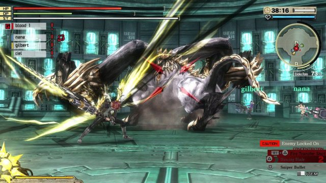 God Eater 2: Rage Burst - Immagine 2