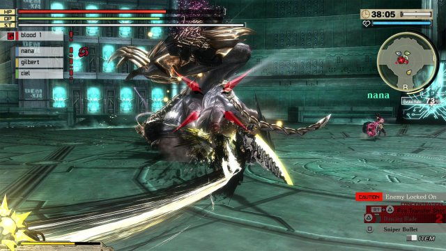 God Eater 2: Rage Burst - Immagine 3