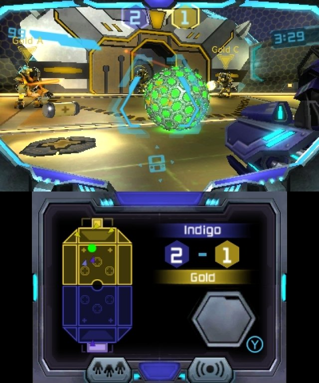 Metroid Prime: Federation Force - Immagine 2