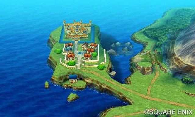 Dragon Quest VII: Frammenti di un mondo Dimenticato - Immagine 1