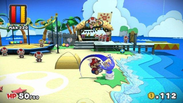 Paper Mario: Color Splash - Immagine 1